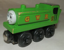 DUCK GWR No 8 Wooden Train - Thomas The Tank Engine BRIO ELC BIGJIGS