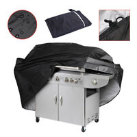 "BBQ Gas Grill Cover 57"" Barbecue Waterproof Outdoor Heavy Duty Protection"