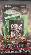 Cartes Yu-Gi-Oh! Super Deck de Démarrage - V pour Victoire YS13-FR en français