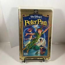 WALT DISNEY VHS Clamshell Case – Peter Pan