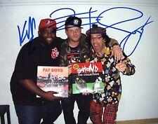GFA Hip Hop Duo EI-P Killer Mike * RUN THE JEWELS * Signed 8x10 Photo EJ5 COA
