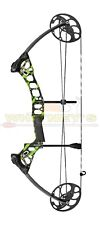 "Mission by Mathews Radik Compound Bow Right Hand Green Spl DL 17-28"" DW 10-50#"