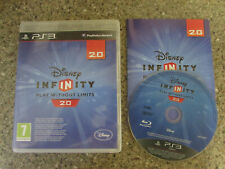 PLAYSTION 3 PS3 GAME DISNEY INFINITY 2.0 SOFTWARE