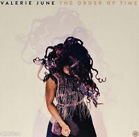 VALERIE JUNE - THE ORDER OF TIME, ORG 2017 EU vinyl LP, NEW - SEALED!