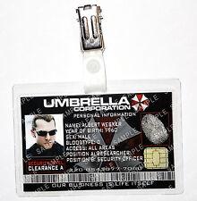 Resident Evil - Albert Wesker Umbrella Zombie Prop FancyDress ComicCon Christmas
