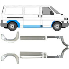 Volkswagen Transporter T4 1990- Lang 10x Schweller Reparaturblech Kotflügel Satz