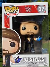 WWE - AJ Styles #37 Funko Pop Vinyl New in box