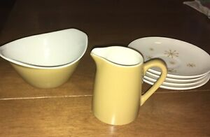 Vintage Royal - Star Glow China pieces.