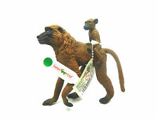 T5) NEU Safari (28260) Pavian Weibchen mit Baby  Affe Ape Affen