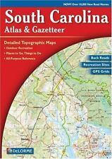 Atlas and Gazetteer: South Carolina (2000, Map, Other)