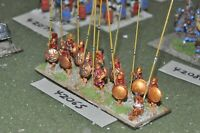 25mm classical / macedonian - pikemen 12 figures - inf (42065)