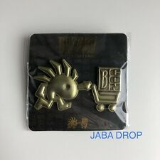 Blizzard Collectible Pin Series 4 - Gold Merchy Murloc Pin, Blizzcon 2017