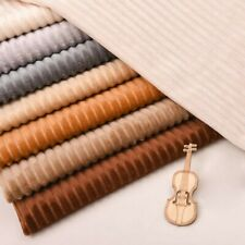 Corduroy Fabric Upholstery Cushions Sofa Sew Cloth Craft Material By Meter Trims