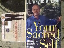 Dr. Wayne Dyer - The Power of Intention DVD 4-—Disc Set Live Lecture, Bonus Book