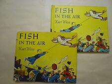 Fish in the Air, Kurt Wiese, DJ, 10th Printing, 1966
