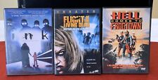 Lot of 3 DVD Movies -Ink + Hell Comes to FrogTown + Flight of the living dead