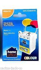 5 x casa ufficio marca E041 Colore Cartuccia di inchiostro-utilizzare al posto di EPSON T041