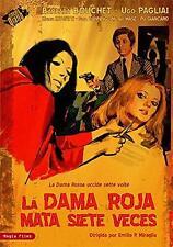La Dama Roja Mata Siete Veces (La Dama Rossa Uccide Sette Volte)
