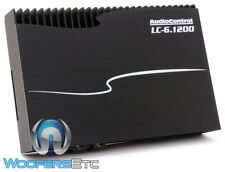 AUDIOCONTROL LC-6.1200 6-CHANNEL AMP 1200W RMS 2-OHM STABLE CAR AMPLIFIER NEW