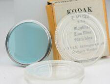 KODAK F VI/32 Blue Filter Threaded Screw-in In Case Worn Box [334]