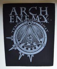 Arch Enemy-ILLUMINATI-Back Patch - 30 CM x 36,3 cm - 164630