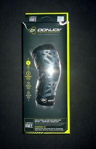 NEW DonJoy Performance Webtech Knee Brace (Black/X-Large)