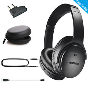 Bose QuietComfort 35 II Wireless Noise-Canceling Headphones -Black
