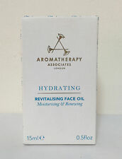 New Aromatherapy Hydrating Revitalising Face Oil 0.5fl oz