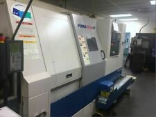 Daewoo Puma 1500Sy Cnc Turning Center Live Tooling, Full C Axis