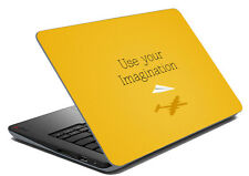 meSleep Imagination Laptop Decal - Laptop Skin- Size-14.1 to 15.6 inchess