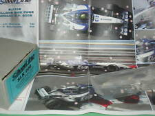 SilverLine Tameo 1:43 KIT SLK 008 Williams Bmw FW25 Monaco GP 2003 NEW