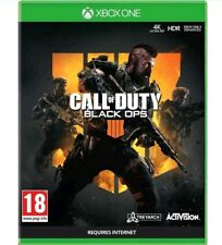 Call of Duty: Black Ops 4 (Xbox One) BRAND NEW AND SEALED QUICK DESPATCH