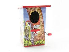 Blechspielzeug - Vogelspardose Specht, Woodpecker   6418145
