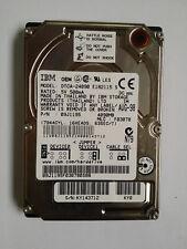 """IBM Travelstar 4.09GB, 2.5"""" IDE/ATA Hard Drive, DTCA-20490, 09J1195, MLC:F03078"""
