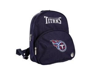 Tennessee Titans NFL Kids Mini Backpack School Bag Adjustable