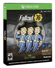 Bethesda Softworks Fallout 76 Steelbookn (Xbox One)