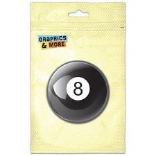 Eight Ball Pool 8 Ball Pinback Button Pin Badge
