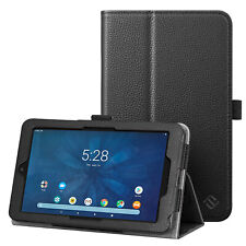 Slim Folio Case for Onn 7 Inch Tablet Protective Stand Cover with Pencil Holder