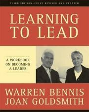 Learning to Lead: A Workbook on Becoming a Leader, Warren Bennis, Good Books
