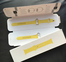 Genuine Apple Watch Sport Band Strap 44mm /44mm 2019 CANARY YELLOW