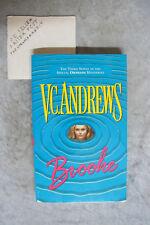 Brooke - V C Andrews orphans # 3 OzSellerFasterPost!