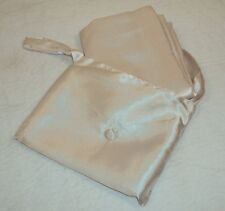 Hotel Pillow Cover w/Satin Pouch ~ For Sanitation & Protection While Traveling