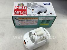 Takara Tomy Disney Motors Tsum Tsum Snowman White Diecast Toy Car japan ver.