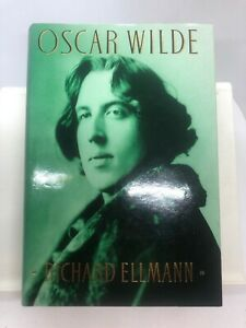 Oscar Wilde by Professor Richard Ellmann (Hardcover, 1987)