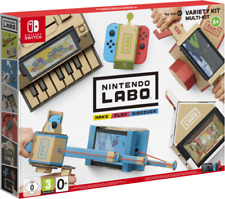 Nintendo Labo: Toy-Con 01 Multi-Set NEU