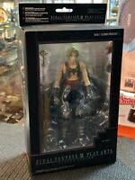 SQUARE ENIX / FINAL FANTASY XII (12) PLAY ARTS ACTION FIGURE NO. 1 VAAN IN BOX
