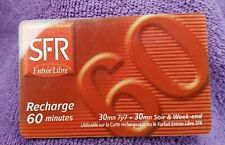Télécarte SFR  (A8079)