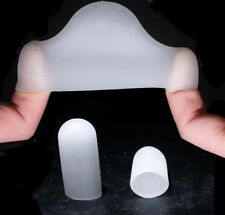 2 Silicone Penis Glans Protector Sleeve Cap for Penis Enlargement Vacuum Pump