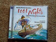 NIKOLAY RIMSKY-KORSAKOV - 1001 NIGHTS  - AUDIO BOOKS -  ( 1 CD)