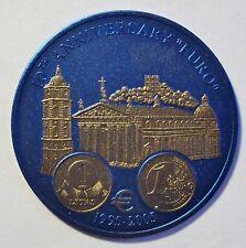 5 Dollars Bicolor-Niob-Münze Liberia 2005 1 LITAS - LITAUEN (1619